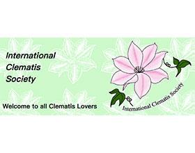 国际铁线莲协会 International Clematis Society
