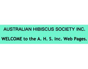 澳大利亚芙蓉协会 Australian Hibiscus Society