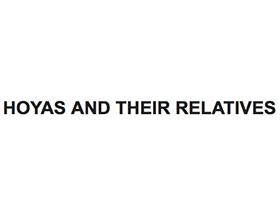 球兰家族 HOYAS AND THEIR RELATIVES