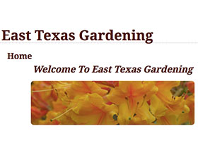 东德克萨斯园艺 East Texas Gardening