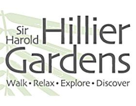 希利尔花园, Hillier Gardens