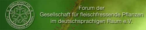 德国食虫植物协会论坛