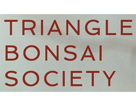 美国三角盆景协会 Triangle Bonsai Society