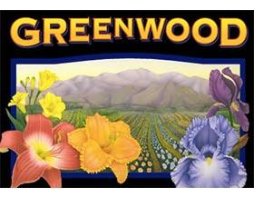 绿林萱草花园 ,Greenwood Daylily Gardens