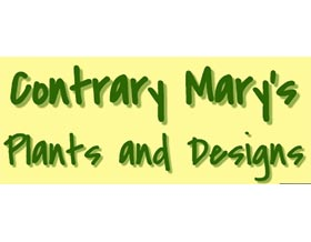 Contrary Mary的植物和设计, Contrary Mary's Plants & Designs