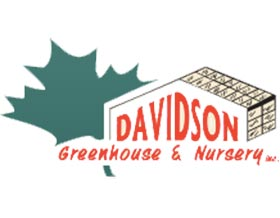 Davidson 温室和苗圃 Davidson Greenhouse & Nursery