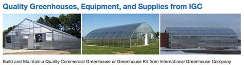国际温室公司,International Greenhouse Company