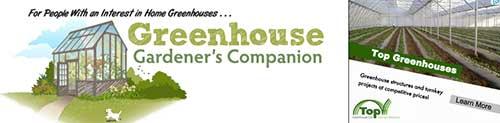 温室园丁伙伴,Greenhouse Gardener's Companion