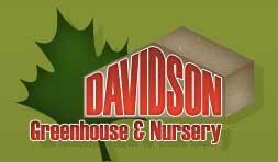 Davidson 温室和苗圃,Davidson Greenhouse & Nursery