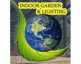 室内花园和灯光 Indoor Garden and Lighting