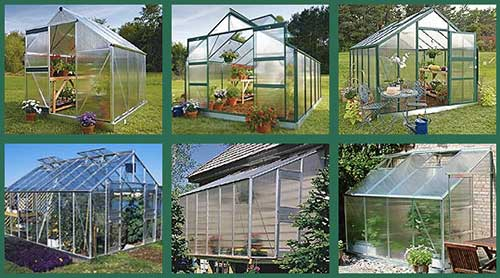 朱莉安娜温室,Garden Styles Juliana Greenhouses