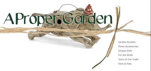 独特花园A Proper Garden