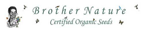 兄弟自然有机种子,Brother Nature Organic Seeds