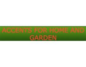 家庭花园 Accents For Home And Garden