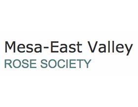东平顶山山谷月季协会 Mesa East Valley Rose Society