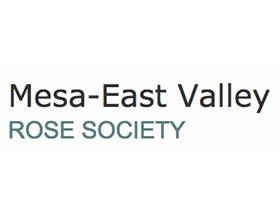 东平顶山山谷月季(玫瑰)协会 Mesa East Valley Rose Society