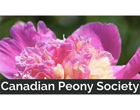 加拿大牡丹协会 Canadian Peony Society