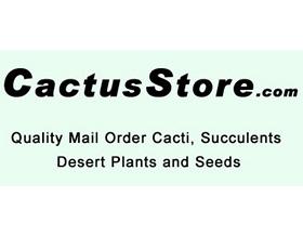 美国多肉植物商店CactusStore.com