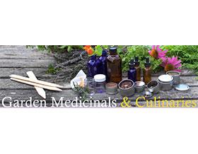 花园药用植物和厨房植物 ,Garden Medicinals and Culinaries