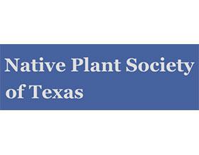 得克萨斯州本地植物协会, Native Plant Society of Texas
