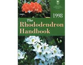杜鹃花手册1998版 The Rhododendron Handbook 1998