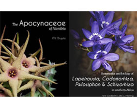 南非国家生物多样性研究所(SANBI)Strelitzia鹤望兰系列期刊