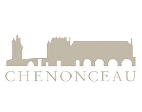 法国舍农索城堡城堡花园 Chenonceau