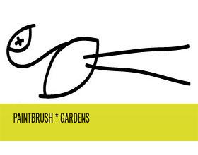 美国画笔花园 PAINTBRUSH GARDENS