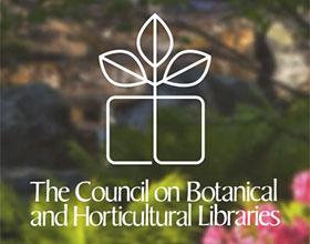 植物和园艺图书馆理事会 The Council on Botanical and Horticultural Libraries