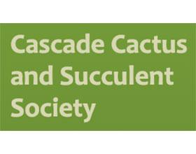 华盛顿州仙人掌和多肉植物协会 Cascade Cactus and Succulent Society of Washington State
