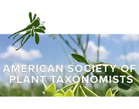 美国植物分类学家协会 AMERICAN SOCIETY OF PLANT TAXONOMISTS