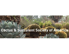 美国仙人掌和多肉植物协会 The Cactus And Succulent Society Of America (CSSA)