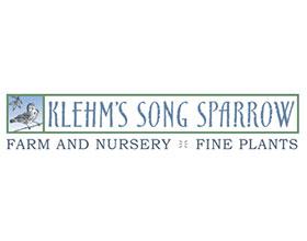 美国克莱姆的歌雀农场和苗圃 Klehm's Song Sparrow Farm and Nursery