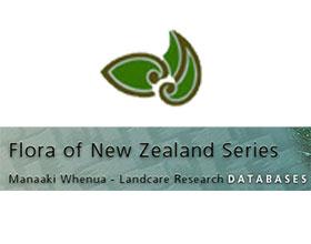 新西兰植物区系 Flora of New Zealand Volumes