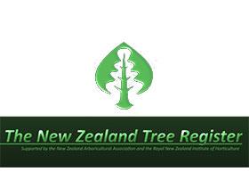 新西兰树木注册 The New Zealand Tree Register