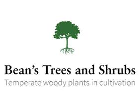 英国不列颠群岛的树木和灌木  Trees and Shrubs Hardy in the British Isles