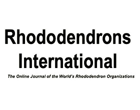 杜鹃花国际 RHODODENDRONS INTERNATIONAL