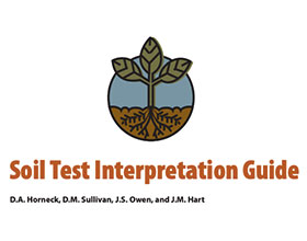 土壤测试解释指南 Soil Test Interpretation Guide