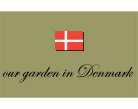 丹麦的花园 our garden in Denmark