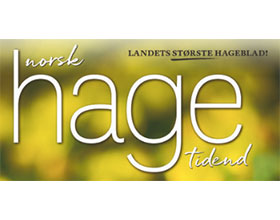 挪威Norsk Hagetidend园艺杂志