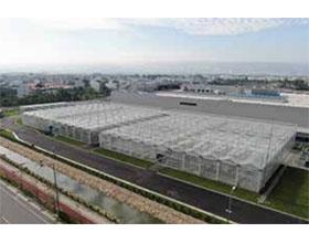 中国台北的研究温室即将完工