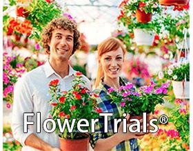 绿色专业人士的必选品牌FlowerTrials®