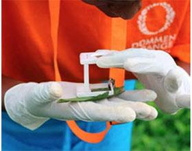 DÜMMEN ORANGE减少化学品的使用80%