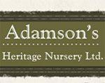 亚当森传统苗圃公司 Adamson's Heritage Nursery Ltd