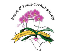 美国德克萨斯兰花协会 Heart of Texas Orchid Society
