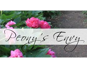 美国牡丹的羡慕苗圃 Peony's Envy