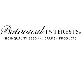美国植物学的爱好种子和花园产品 Botanical Interests