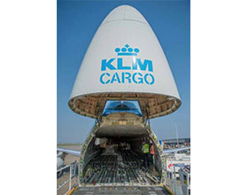 法航-荷航全速顶风推进鲜切花货运 AIR FRANCE-KLM CARGO GOES FULL THROTTLE DESPITE STRONG HEADWINDS