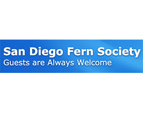 美国圣地亚哥蕨类植物协会 San Diego Fern Society
