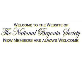 英国海棠协会 National Begonia Society